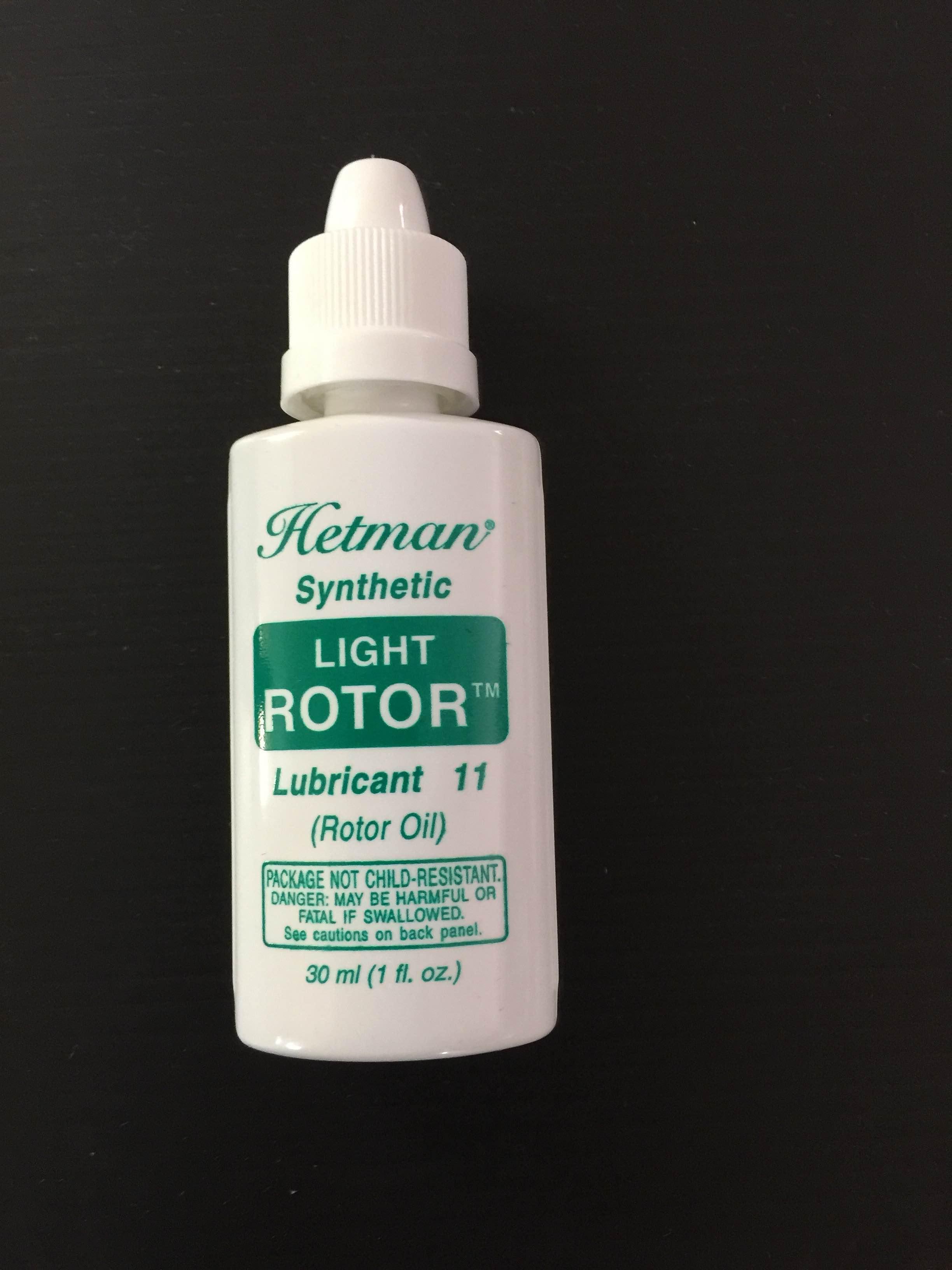 שמן HETMAN מס' 11 LIGHT ROTOR