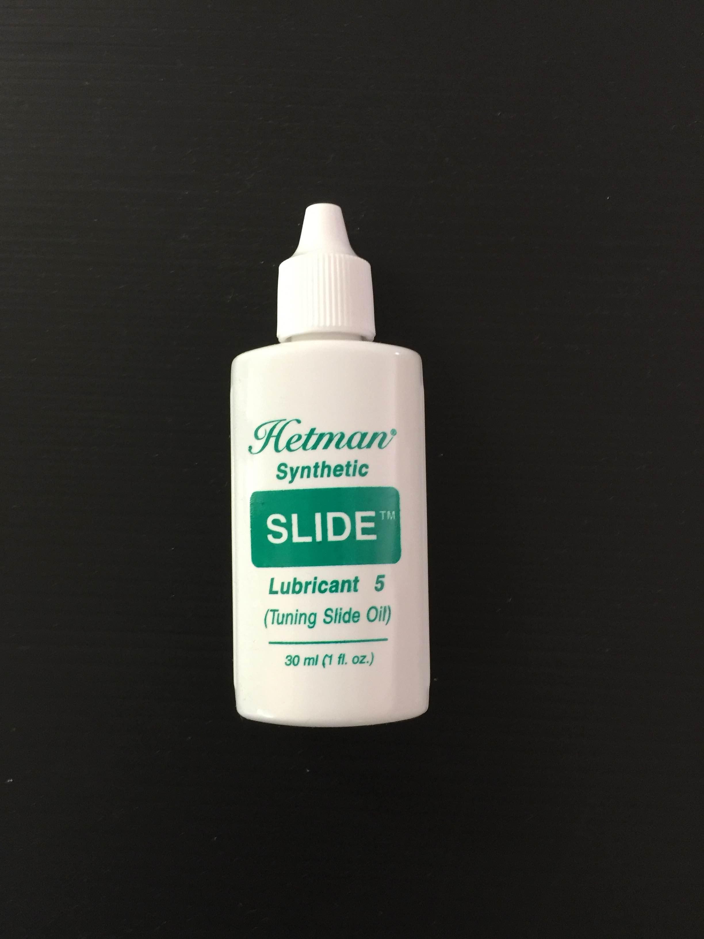 שמן HETMAN מס' 5 SLIDE OIL