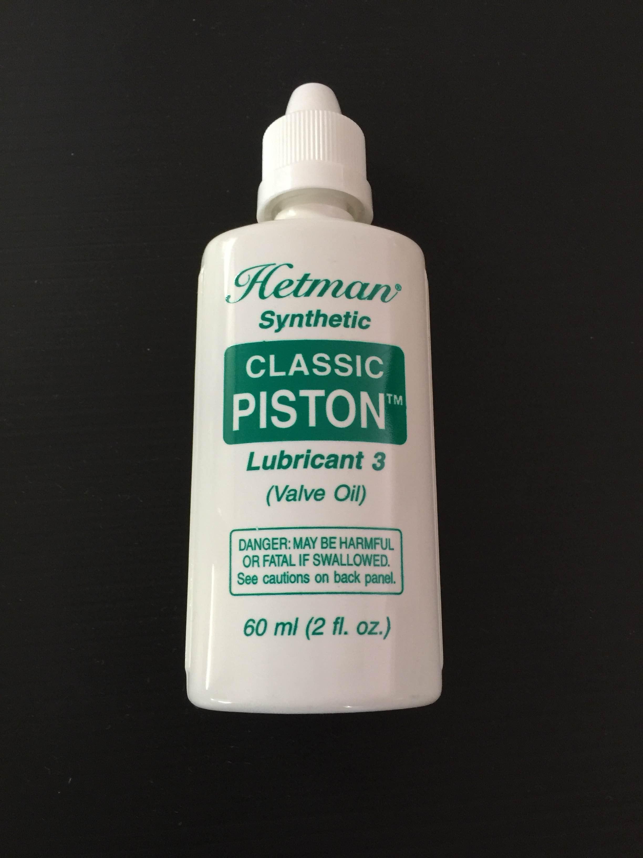 שמן HETMAN מס' 3 CLASSIC PISTON