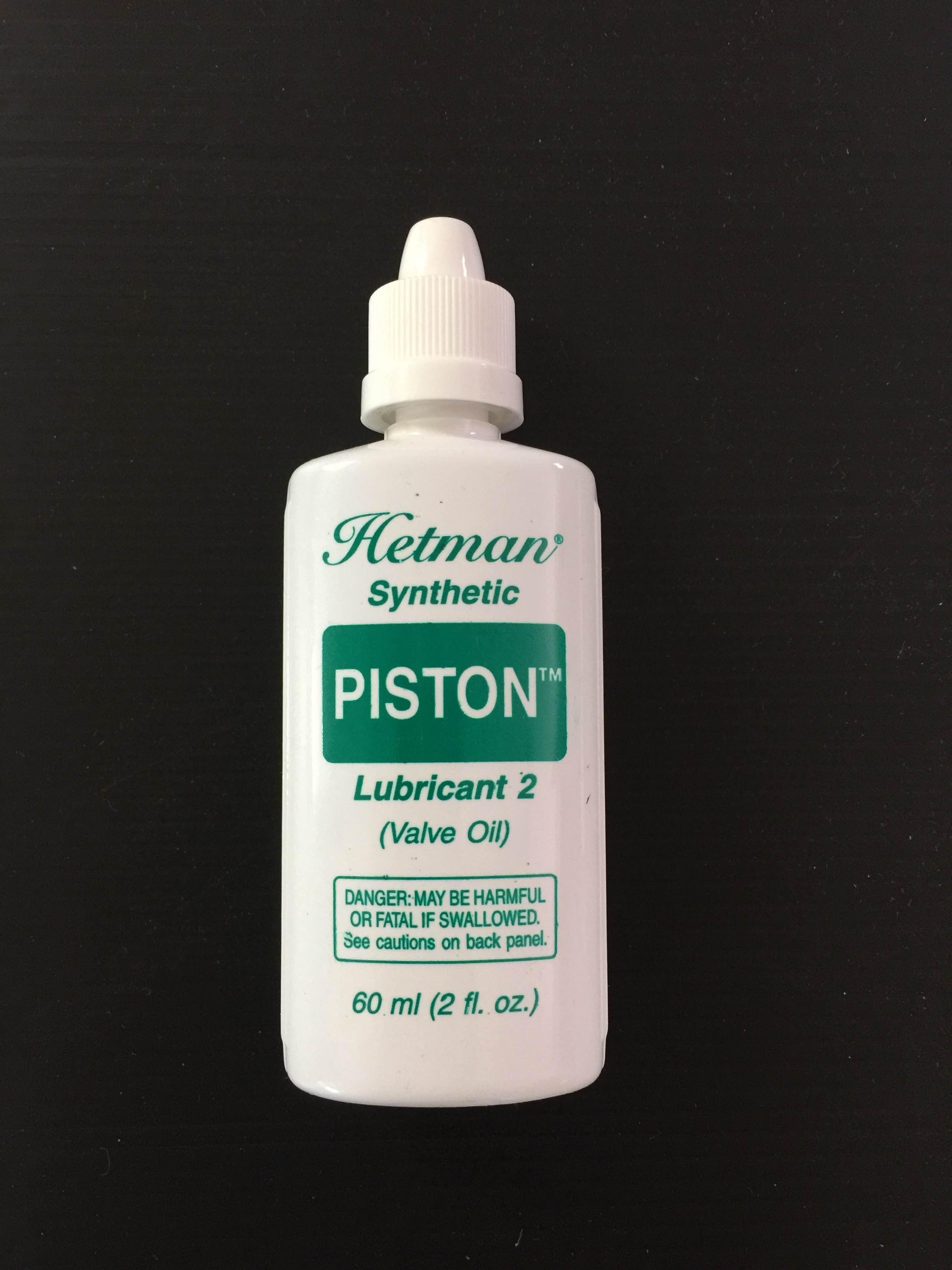 שמן HETMAN מס' 2 PISTON